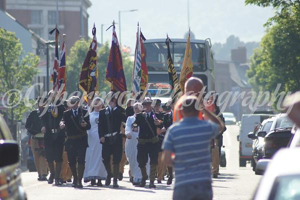 West Belfast Volunteers