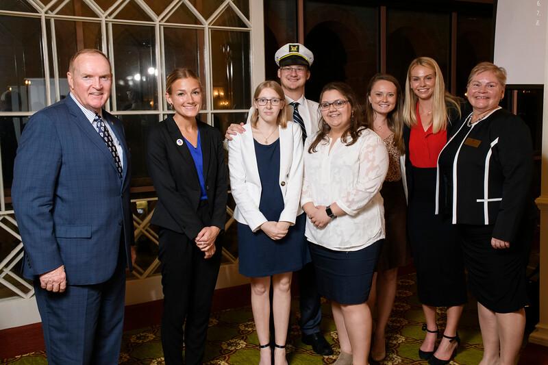 CEO Banquet - Flagler College - Speaker Penelope Canan