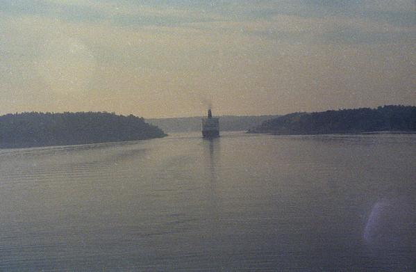 Stockholm July-August 1988