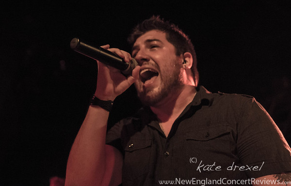 3 Years Hollow at Starland Ballroom in Sayreville - NJ