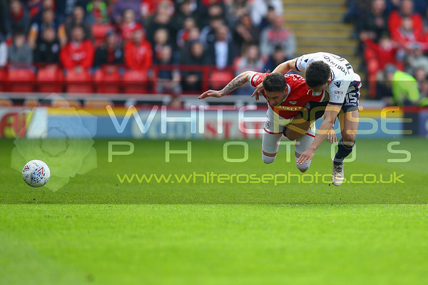 Barnsley v Bolton Wanderers 14 - 04 - 18