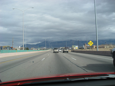 New Mexico, December 2008