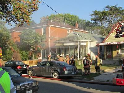 September 15, 2015 - 2nd Alarm - 246 Torrens Avenue