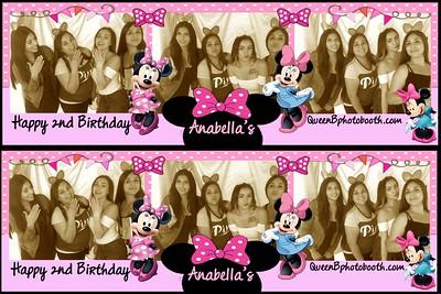 Anabella's 2nd Birthday
