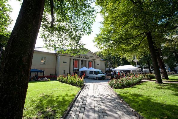 Grillfest i Børsparken - 2011