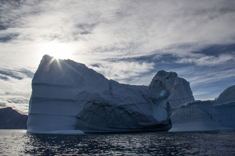 Polarcircle Boat Safari around Uummannaq icebergs