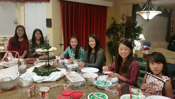 China Moms Christmas Party 2016