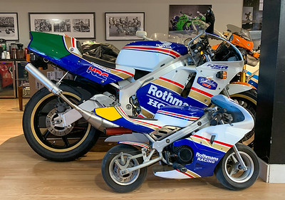 Rothmans Minibike on Iconic Motorbike Auctions