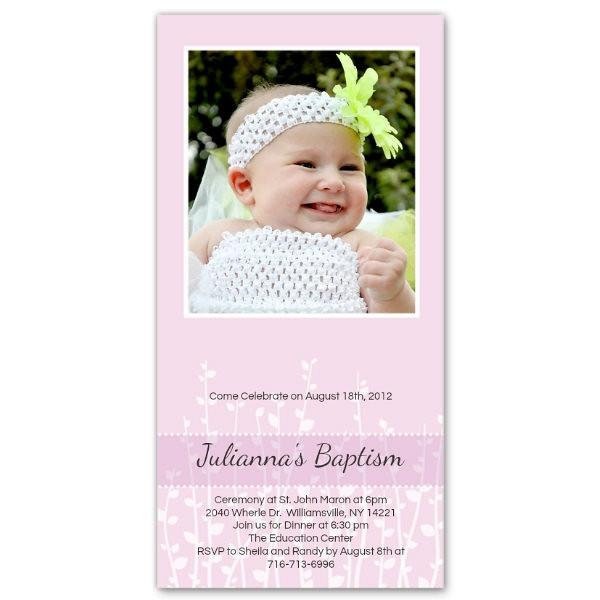 Juliannn's Baptism Cards
