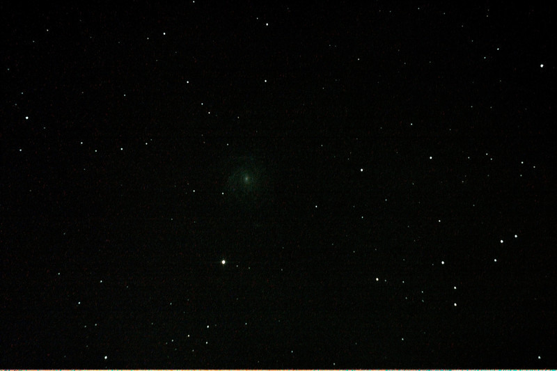 NGC1232 - Spiral galaxy in Eridanus - 8/10/2012 (Processed stack)