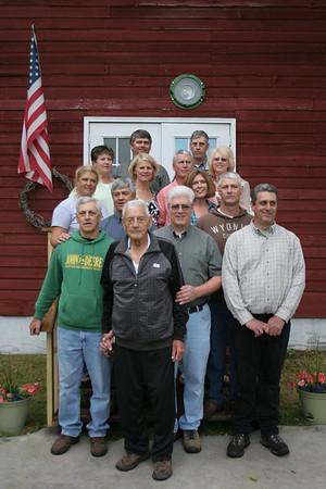 Morrison Family 2011