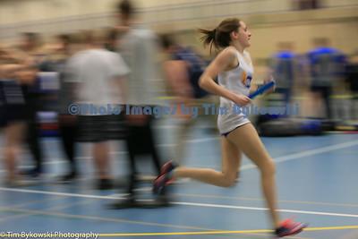 Track indoor meet 3-23-18