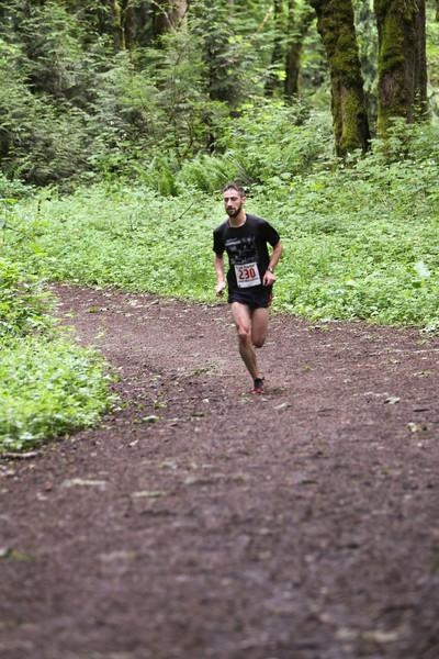 Trail Factor Forest Park 50K and Half Marathon 2012