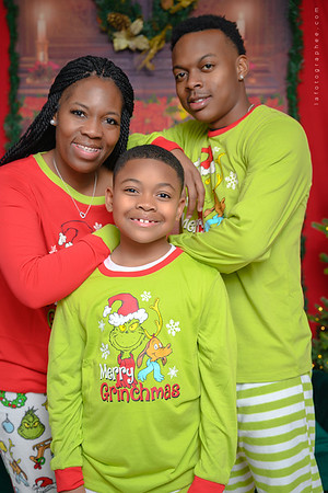 Bradley Family Christmas 2020