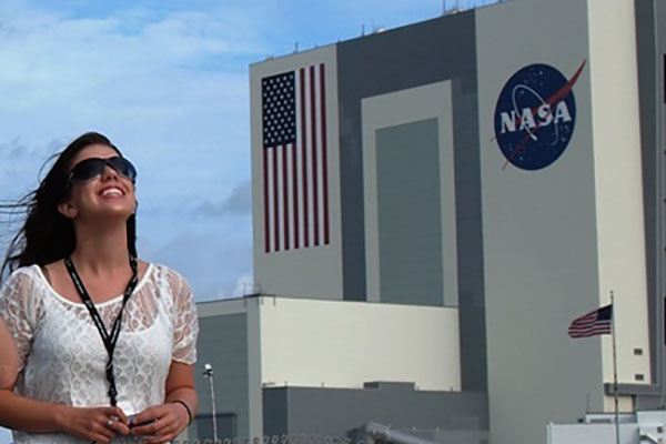Image for A love of science leads to career with NASA