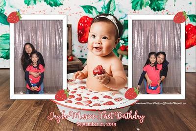 Jayla-Marie's 1st Birthday