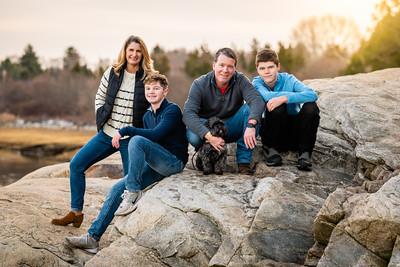 Wilson Family 12/2020
