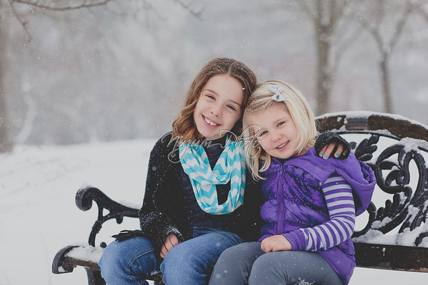 February 2014 - Carly and Lila