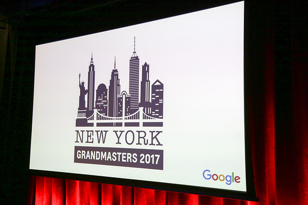 GM Grandmasters 2017