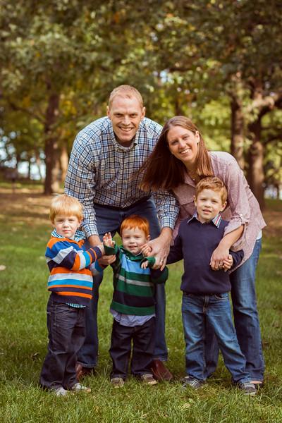 Marron's Family