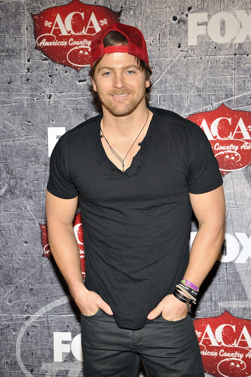 . Singer Kip Moore arrives at the American Country Awards on Monday, Dec. 10, 2012, in Las Vegas. (Photo by Jeff Bottari/Invision/AP)
