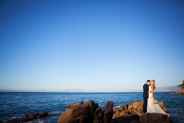 Jennifer and Shane's Las Caletas Wedding