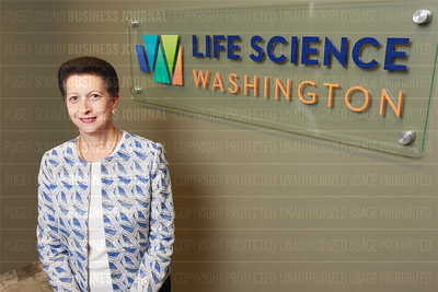 Leslie Alexandre is the new chief executive officer (CEO) of Life Science Washington