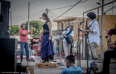 9-6-19 Lirio Azul en Jerécuaro