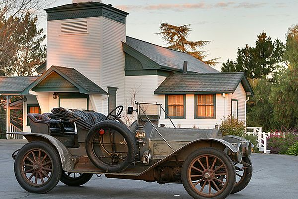 1911 Pierce -- Take Two