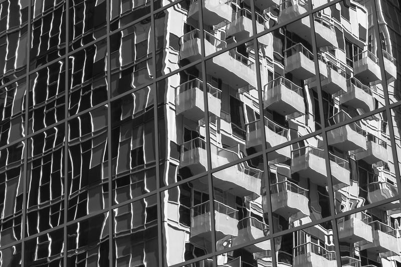 Balconies, Reflection