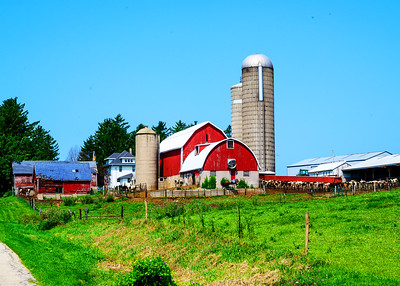 Wisconsin Country Side