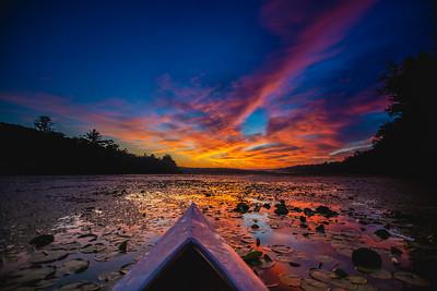 06212020 - Bolton Lake Sunrise, CT