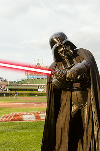 Wrigley Star Wars Night 2014