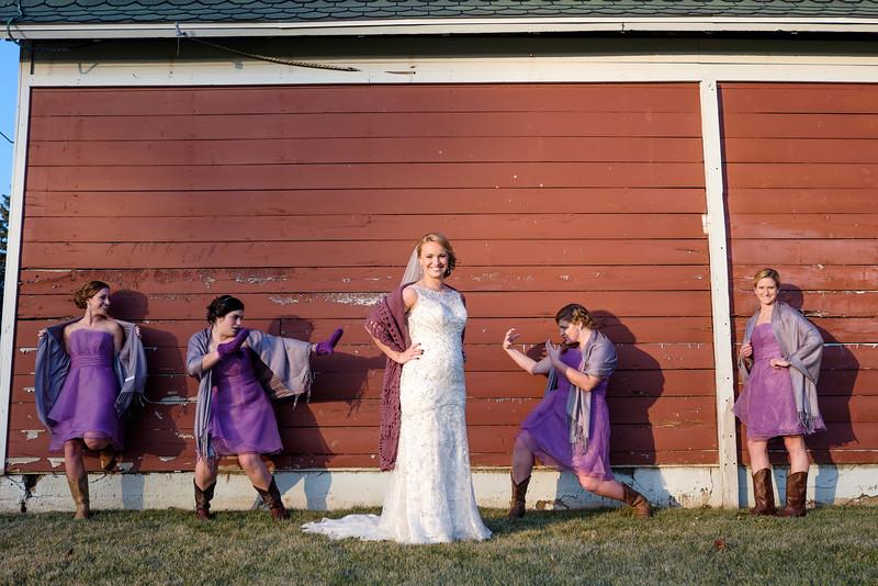 Copperstone Inn Wedding Preparations