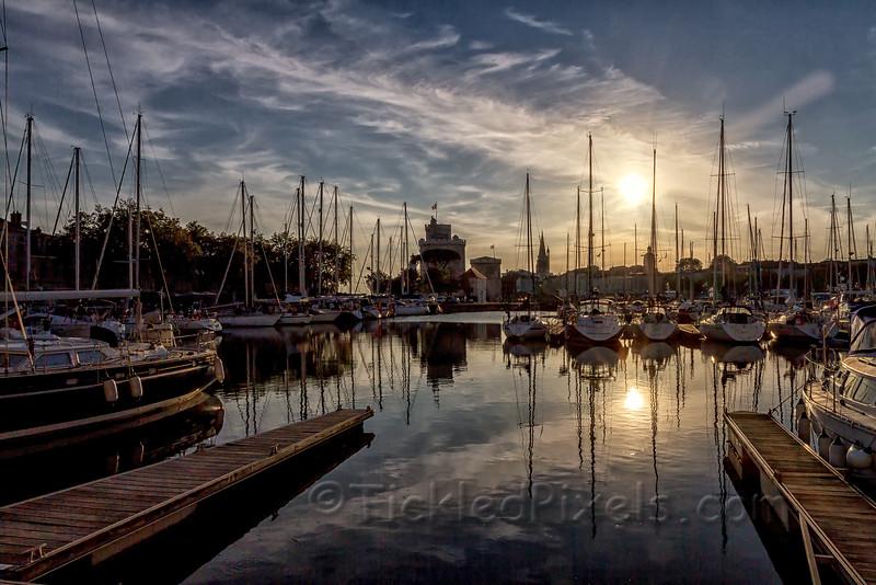 Masts of La Rochelle