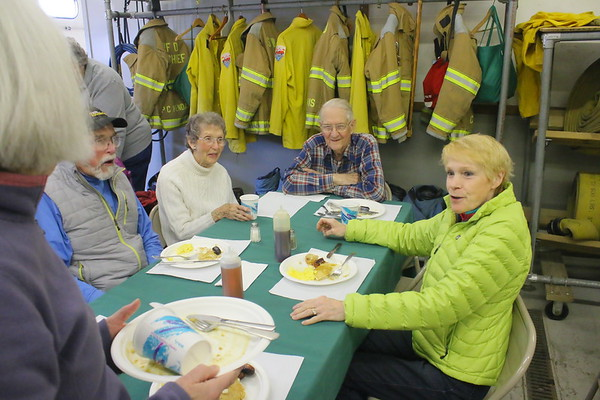 South Woodstock Fire's Pancake Breakfast
