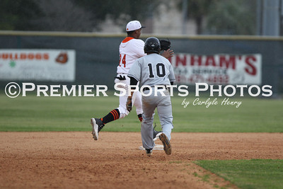 Texas City Varsity Baseball vs South Houston 2/20/2014