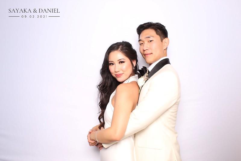 Sayaka and Daniel (SkinGlow Booth)