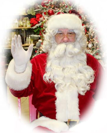Photos With Santa - Dec.3rd