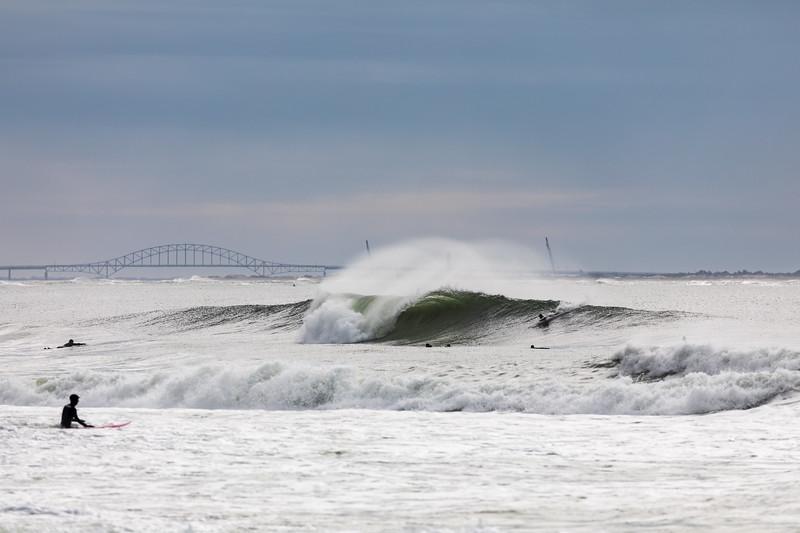 4/22/19 Surfing Long Island NY