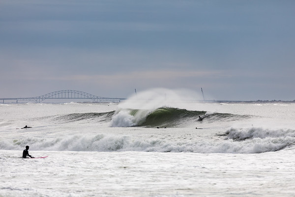 4/22/19 Surfing Long Island NY