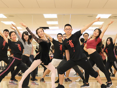 2016 Dance Workshop - Dance of the Soul from China