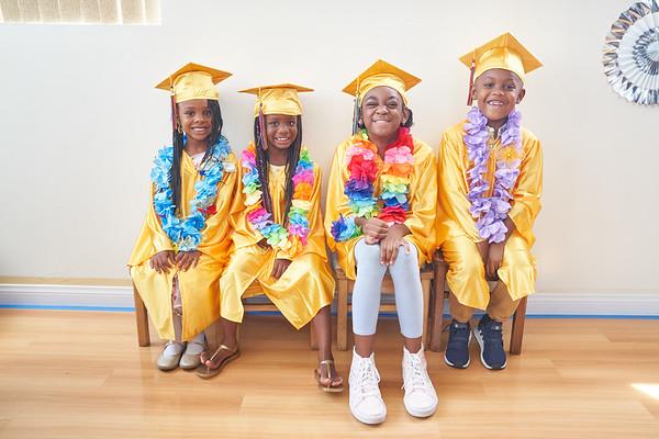Dreamland School Graduation 2020