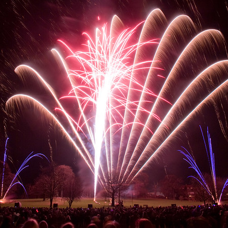 Waltham Forest Big 6 Fireworks