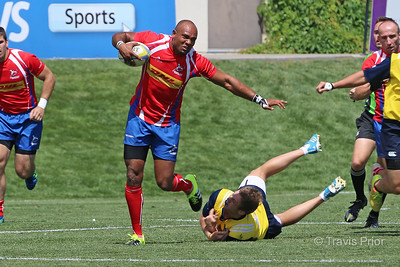 Bermuda Rugby 2015 Serevi Rugbytown 7's