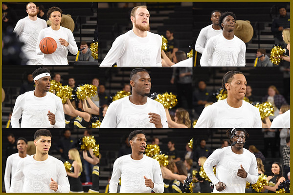 Oakland Men's Basketball v Youngstown 01-31-19
