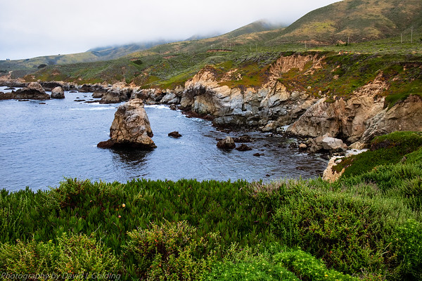 Coastal California Folder