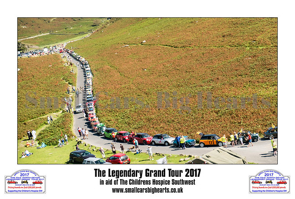 Small Cars Big Hearts: The Legendary Grand Tour 2017