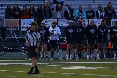 county final women lacrosse- sideline crew