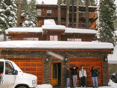 Google Tahoe Trip 2009